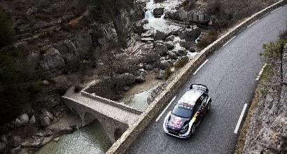 Rally, a MonteCarlo vince sempre Ogier