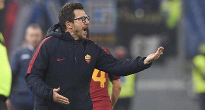 Calciomercato Roma, l'annuncio di Di Francesco su Dzeko!