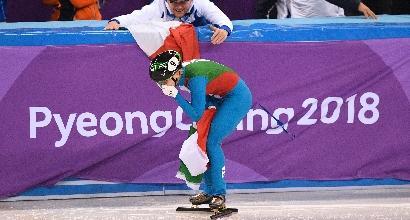 Olimpiadi, short track: Arianna Fontana medaglia d'oro nei 500 metri