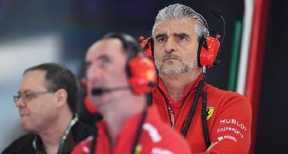 """F1, Vettel: """"Macchina da migliorare in vista della gara"""""""
