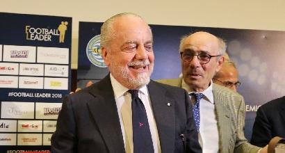 """Napoli, De Laurentiis: """"Preso Verdi, no al City per Jorginho"""""""