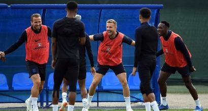 Mondiali 2018: debutto assoluto di Panama con il Belgio, l'Inghilterra sfida la Tunisia