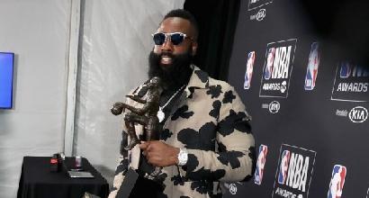 Nba, è James Harden l'MVP 2017/2018