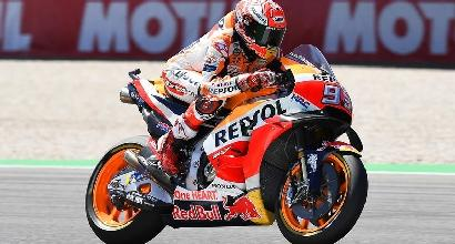 MotoGP Assen, Rossi su Dovizioso: