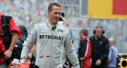 Schumacher, ecco la smentita: