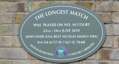 Wimbledon (LaPresse)