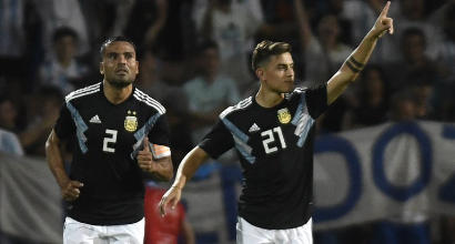 "Argentina, Dybala promuove Scaloni:""Con lui ci troviamo bene"""