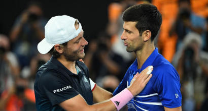 Tennis: Djokovic e Pouille in semifinali a Melbourne
