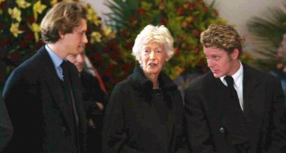 Juventus: è morta Marella Agnelli, vedova di Gianni