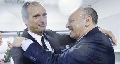 Inter, Marotta pensa anche ad Allegri per il dopo Spalletti