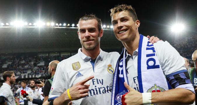 Juve, per vincere la Champions ci vuole un gallese al fianco di Ronaldo