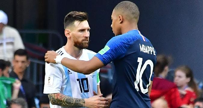 Fenomeno Mbappé: alla stessa età Messi aveva segnato meno di un terzo dei suoi gol