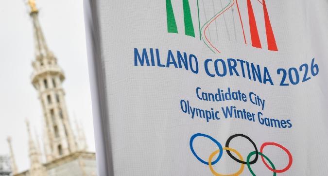 Il Cio promuove Milano-Cortina 2026