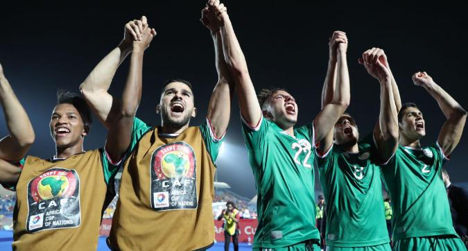 Coppa d'Africa: Algeria e Tunisia volano in semifinale