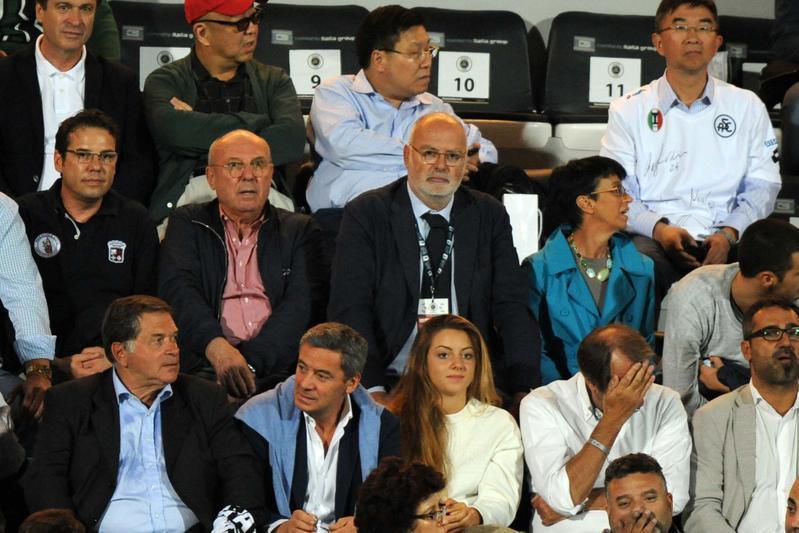 Entella, il presidente Gozzi accusato di corruzione