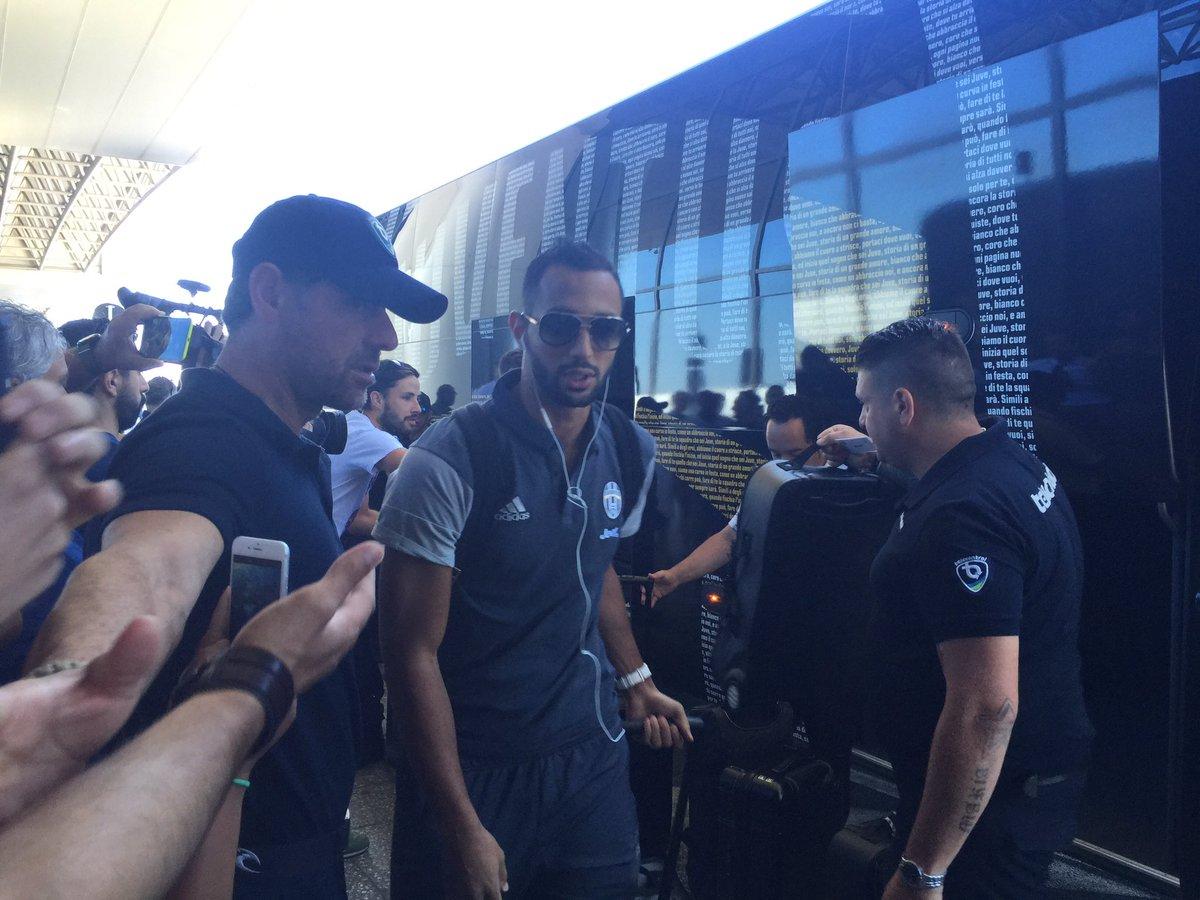 Juventus: partita la trasferta in Australia