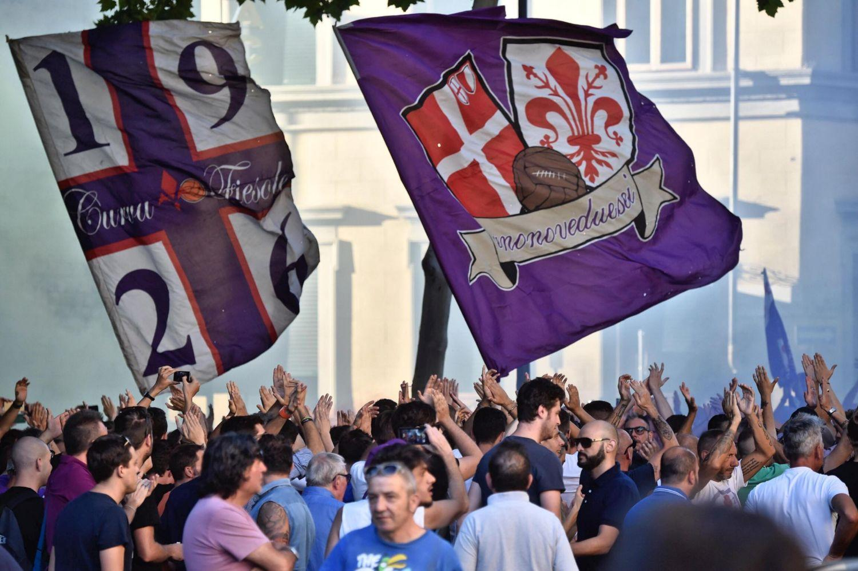 Fiorentina, rabbia ultrà contro i Della Valle
