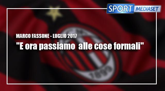 "Milan, ""parole famose"""