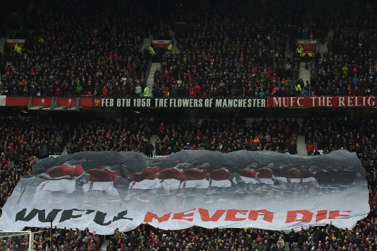 Man Utd, 60 anni fa la strage di Monaco