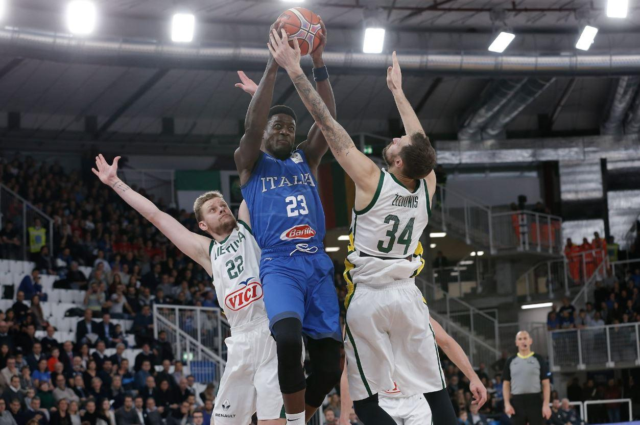 Basket. L'Italia supera la Lituania e ipoteca la Cina
