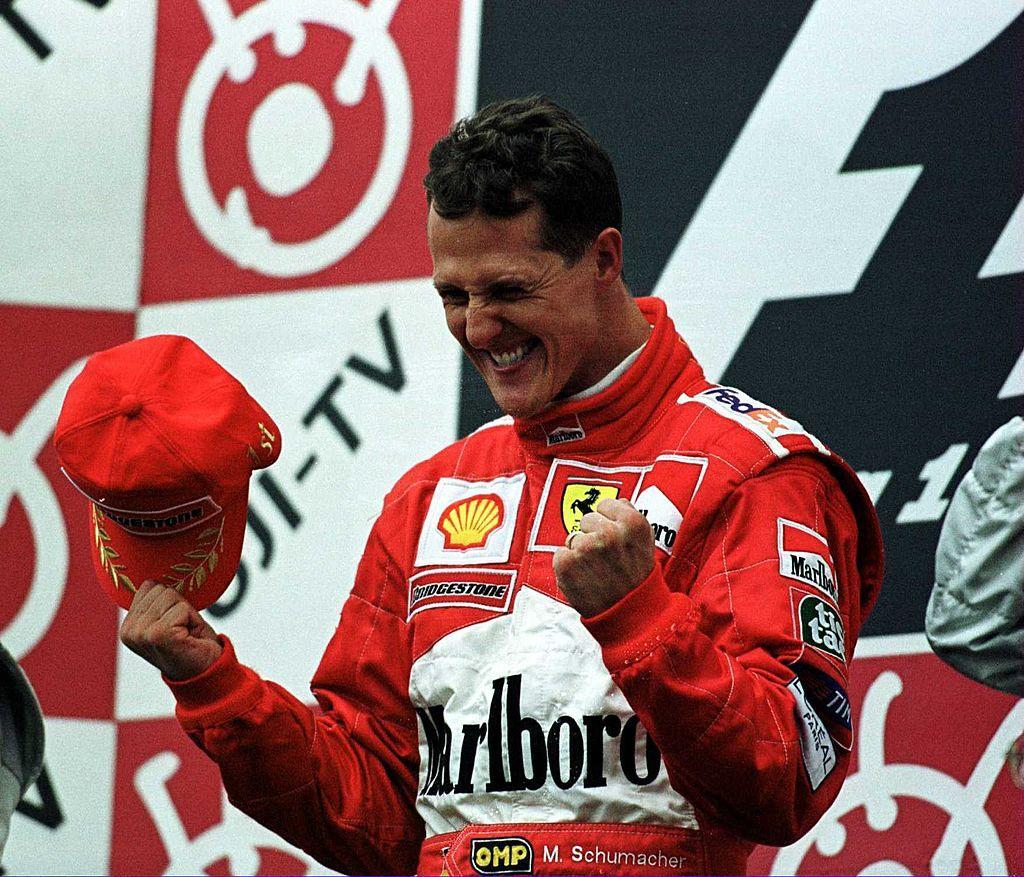 2) Michael Schumacher: 412 milioni di euro (1991-2012)