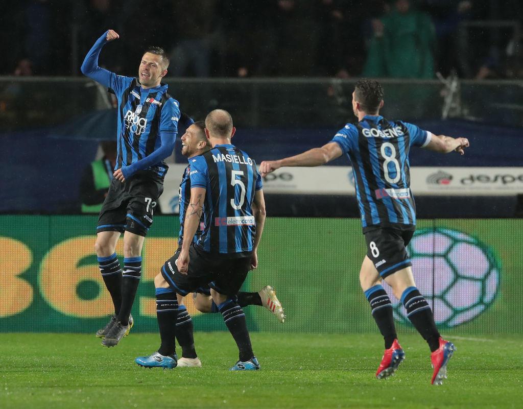 Serie A, Atalanta show e Champions a un passo