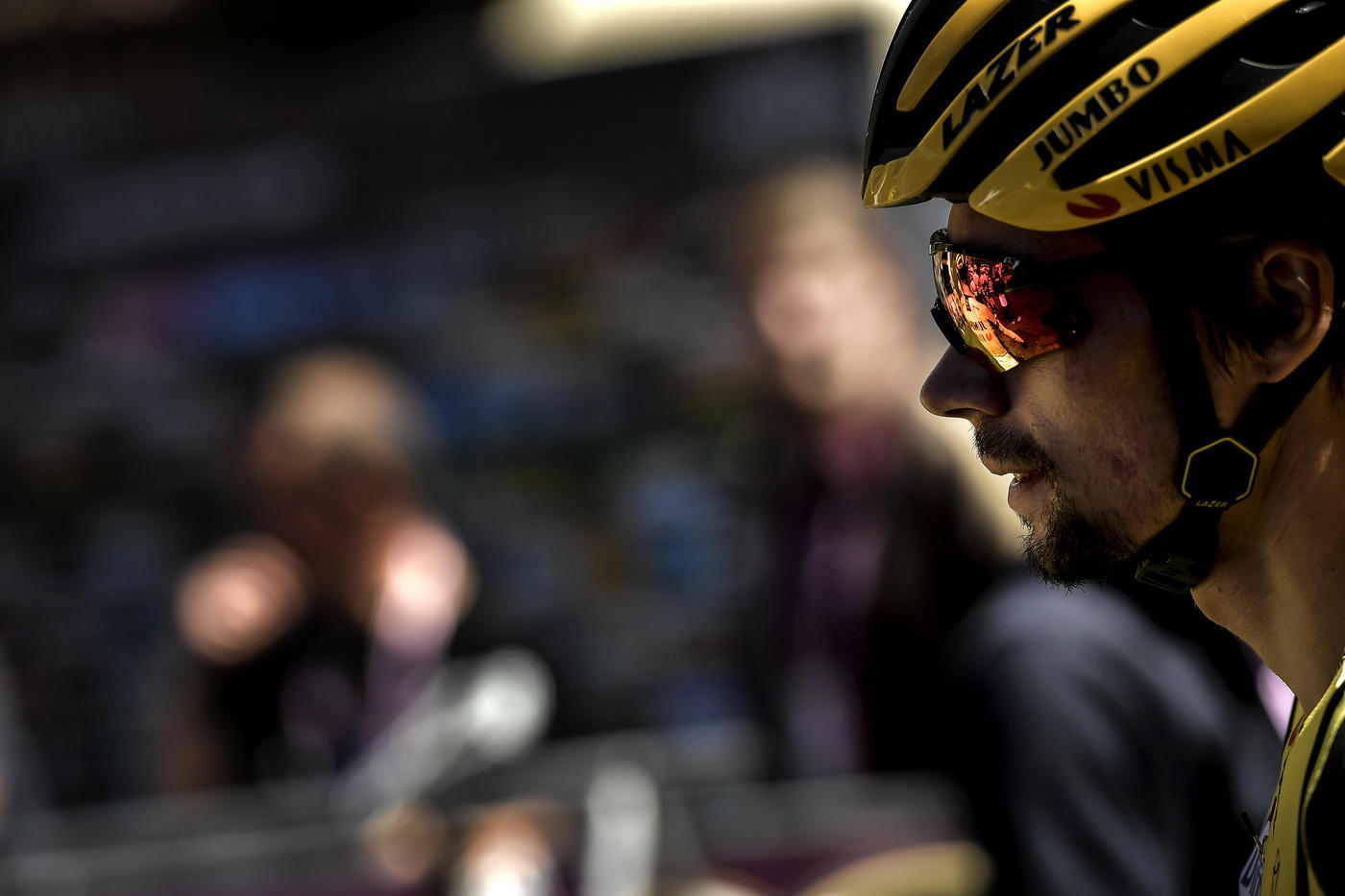 Damiano Cima premiato in volata dopo 50 km di fuga