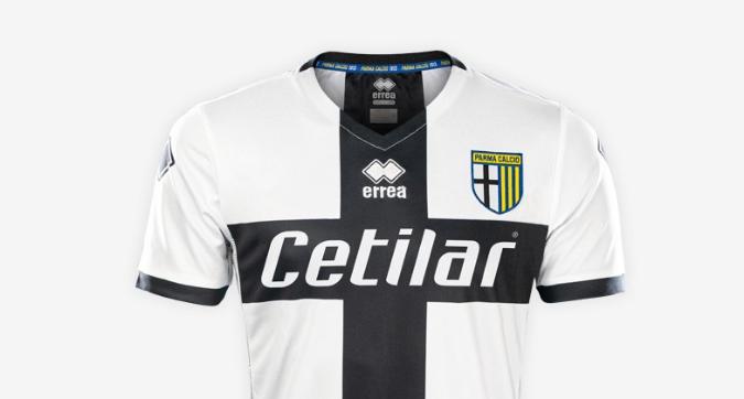 Parma, svelata la nuova maglia