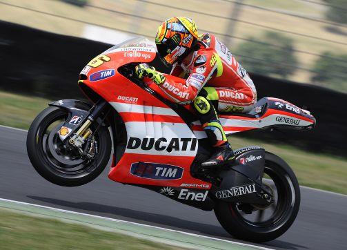 Nuova Ducati GP12: ecco le prime foto