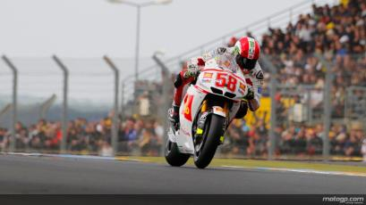 Marco Simoncelli foto MotoGP.com