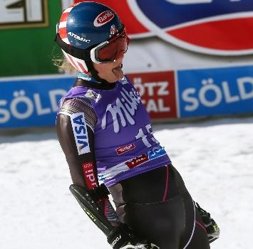 CdM Sci: la Shiffrin sempre regina nello slalom