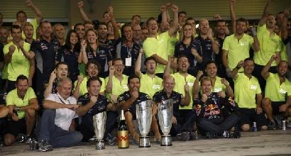 Red Bull in festa (Reuters)