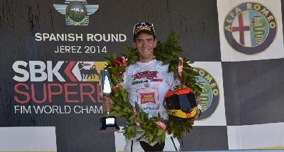 Faccani è Campione Europeo SuperStock 600