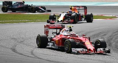"Ferrari, Raikkonen amaro: ""Eravamo poco veloci"""