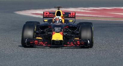 """Ricciardo: """"Vettel sta volando, sorpreso dalla Ferrari"""""""
