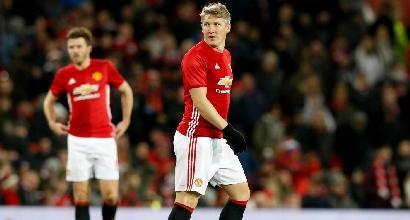 Schweinsteiger lascia lo United: va ai Chicago Fire