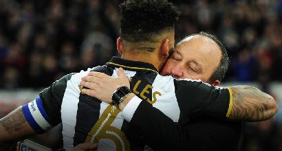 Missione compiuta per Benitez: promosso in Premier