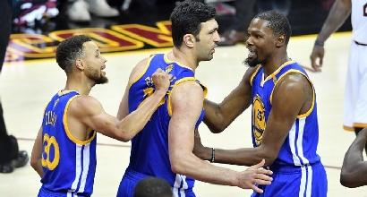 Nba Finals: Durant trascina GS