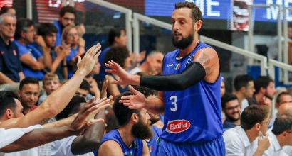 Europei di basket: Belinelli trascina l'Italia, Ucraina ko