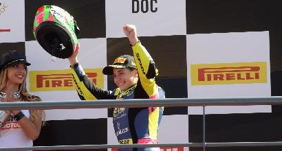 Supersport 300, gara storica a Portimao: vince la Carrasco