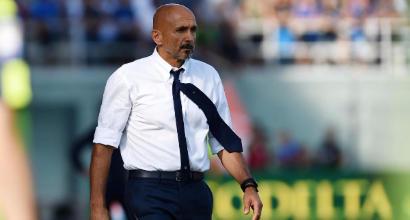 Spalletti sprona l'Inter: