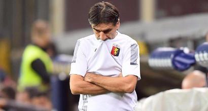 Genoa: esonerato Juric, pronto Ballardini