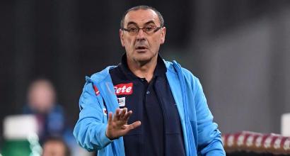 "Feyenoord-Napoli 2-1, Sarri: ""Devo risolvere i problemi offensivi"""