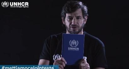 """""""Mettiamocelo in testa"""": la Serie A per l'istruzione dei bambini rifugiati"""