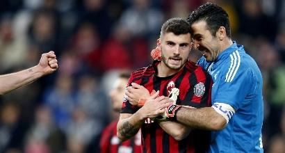 Juve-Milan: quinta finale di Coppa Italia, bianconeri avanti 3-1