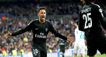 Il Real Madrid smentisce l'offerta di 310 milioni per Neymar