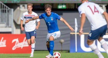 Europei Under 19: l'Italia pareggia e vola in semifinale
