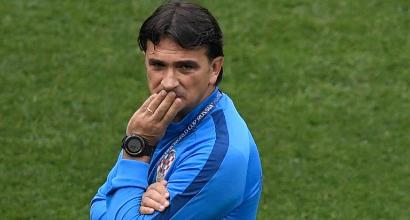 """Croazia, Dalić è prudente: """"Con la Spagna il pareggio andrebbe bene"""""""