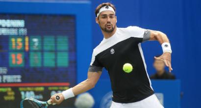 Tennis, Fognini sconfitto in finale a Changdu: svanisce il sogno dei quattro tornei in un anno