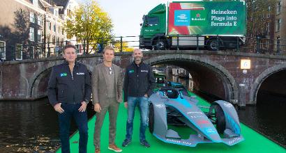 Formula E, a Valencia via ai primi test